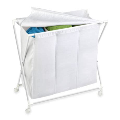 Buy Folding Hamper From Bed Bath  Beyond.