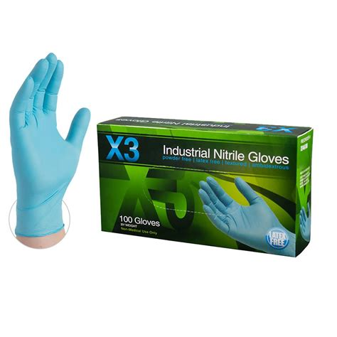 Buy Industrial Grade Nitrile Gloves Ammex Corp Review.