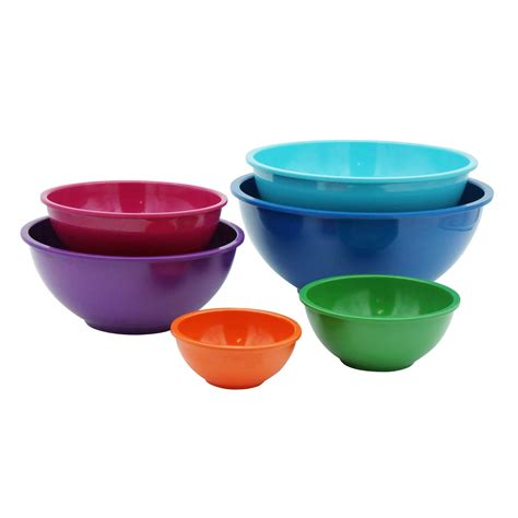 Buy Melamine Mixing Bowls From Bed Bath  Beyond.