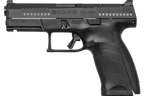 Buy P-10 Cmpct 9mm Black 4 15 1 Cz Usa.
