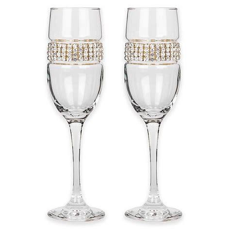 Buy Shimmering Wines  By Stemware Designs Champagne Flute .