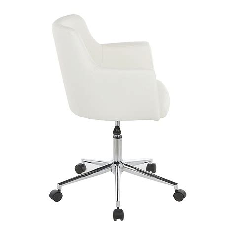 Buy White Office Chair From Bed Bath  Beyond.