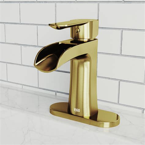 Buy Gold Bathroom Faucets And Get Free Shipping On .