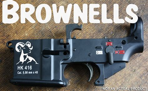 C J Weapons Acc - Brownells Deutschland.