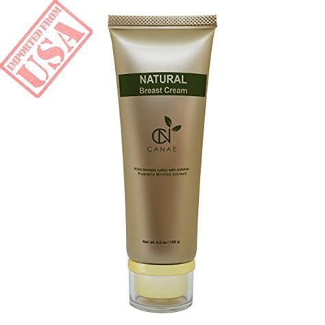 @ Canae Natural Breast Cream - Natural Formula To Enlarge .