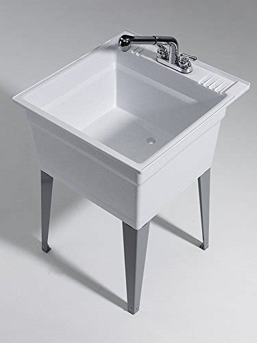 Cashel 1960-32-22 Heavy Duty Sink - Fully Loaded Sink Kit .