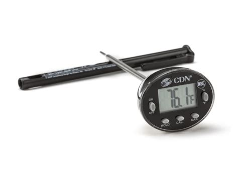 Cdn Proaccurate Dtq450x Meat Thermometer - Consumer Reports.