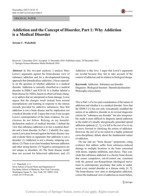 [pdf] Concept Analysis Addiction - C Ymcdn Com.