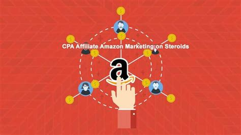 Cpa Affiliate Amazon Marketing On Steroids - Without Website.