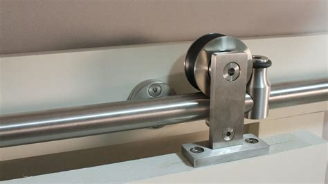 Csh Stainless Steel Top Mount Rolling Door.