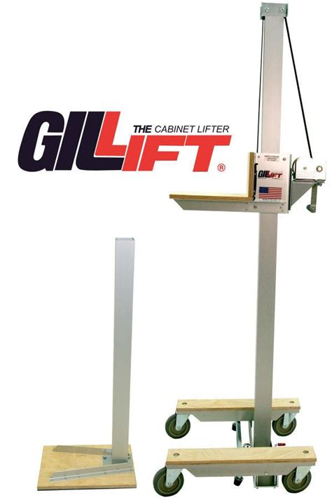 Cabinet Lift For Installing Cabinets