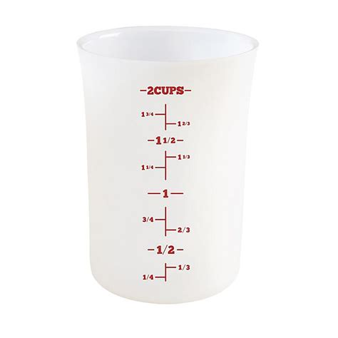 Cake Boss Countertop Accessories 2-Cup Flexible Silicone .