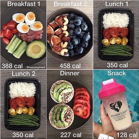 @ Calories Count -- Week 1 2000 Calorie Recipes.