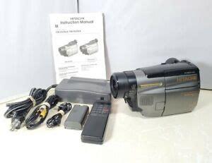 Camcorder Hitachi Vm-E635la