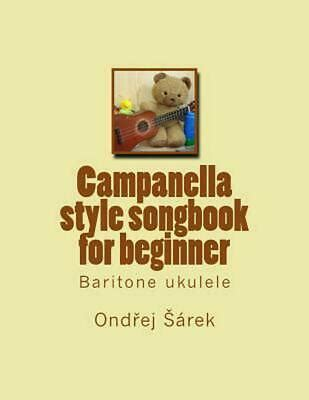 [pdf] Campanella Style Songbook For Beginner D Tuning Ukulele .
