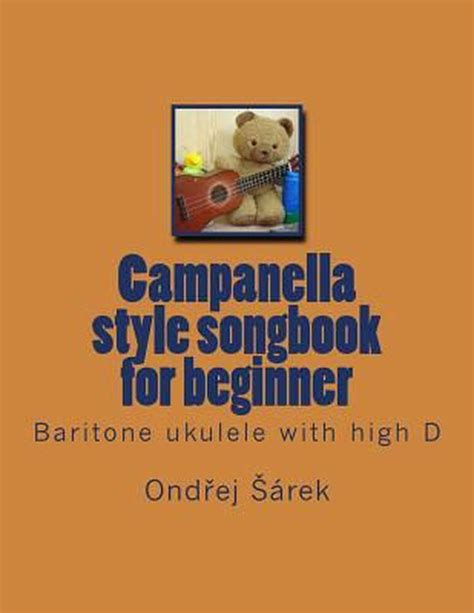 [pdf] Campanella Style Songbook For Beginner D Tuning Ukulele