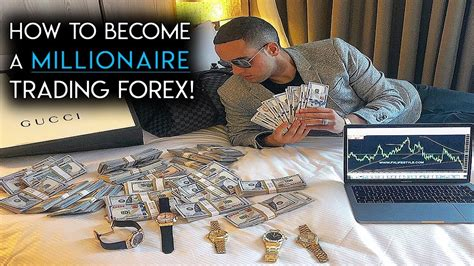 Can You Really Become A Millionaire From Forex Trading?.