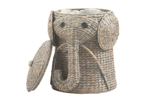 Can T Miss Bargains On Elephant Laundry Hamper - 6111.