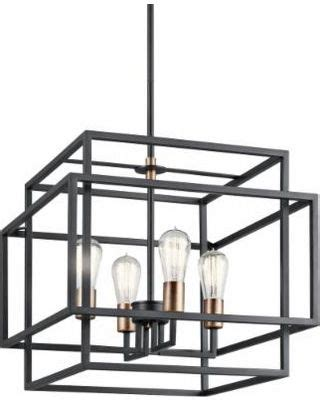 Can T Miss Deals On Taubert Pendant 4-Light Black.