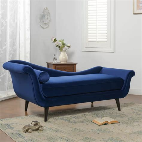 Canal Chaise Blue  Jack S Warehouse.