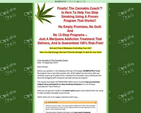 [pdf] Cannabis Coach - Easy Quit Marijuana Addiction Audio .