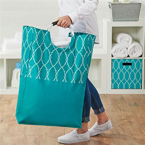 Canvas Laundry Bags - Better Homes And Gardens.