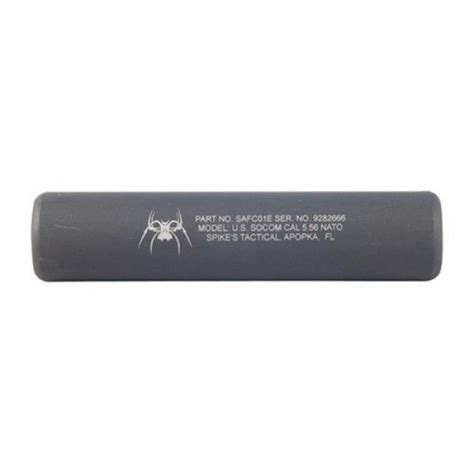 Car-1 Fake Suppressor 1 2-28 Spikes Tactical.