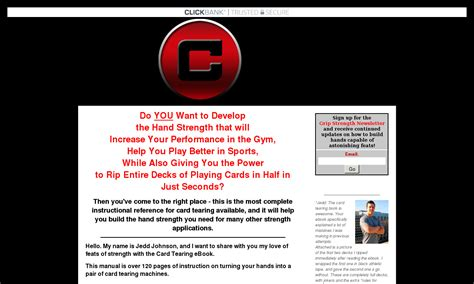 [pdf] Card Tearing Ebook  How To Tear Cards.