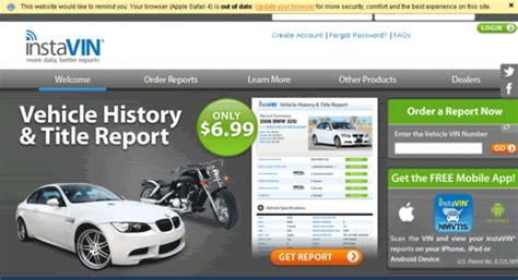 [pdf] Carfax Alternative Vincheck Reports - Wordpress Com.