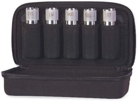 Carlson S 5 Tube Protective Choke Carrying Case - Amazon Com.