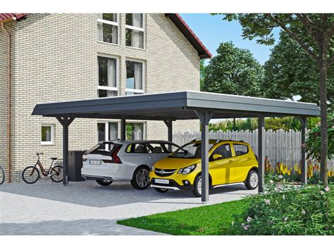 Carport 2 Voitures Design