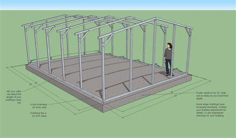 Carport Foundation Design