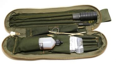 Carrier Assembly Cleaning Kit C9 - Nordic Marksman Inc .