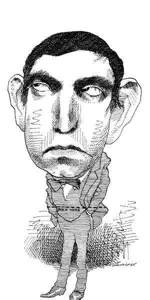 Cartoon Edward Albee