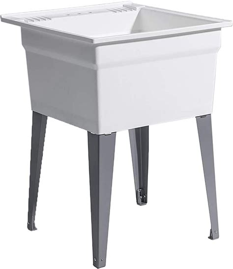 Cashel Heavy Duty Sink Essential Sink Kit   Steel Leg .