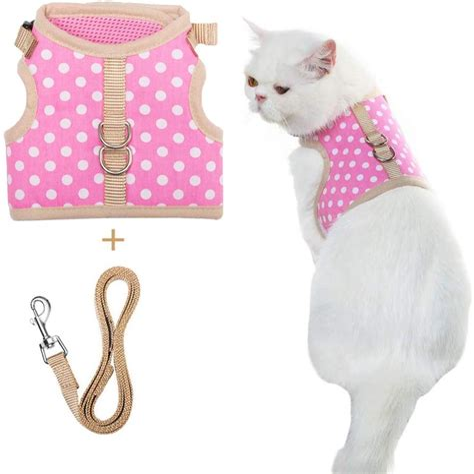 Cat Harness Pattern