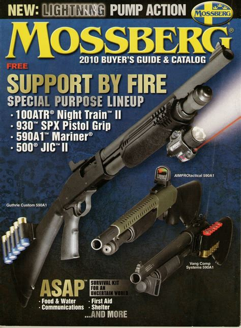 Catalog For Mossberg Gun Deals.