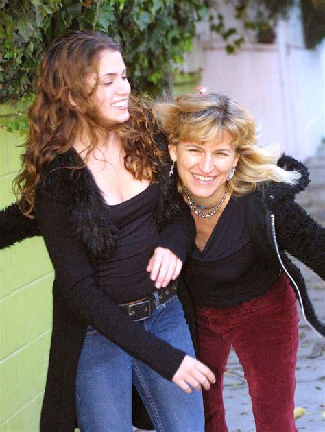 Catherine Hardwicke and Nikki Reed