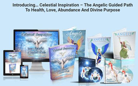 Celestial Inspiration The Angelic Guided Path E-Book Review.