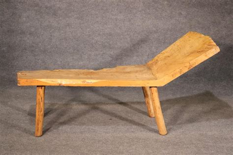 Chaise   Rustic Edge.