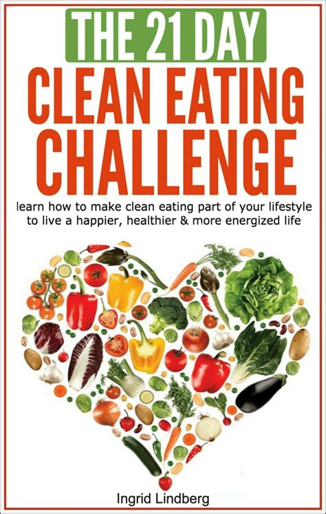 @ Change Your Life In 21 Days - The Healthy Eating Challenge .