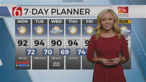 Channel 6 Weather Tulsa OK
