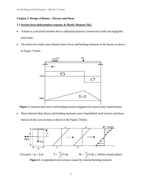 [pdf] Chapter 2 Design Of Beams   Flexure And Shear.