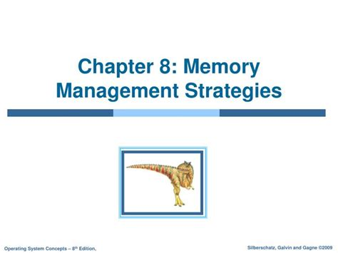 [pdf] Chapter 8 Memory Management
