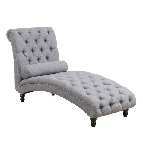 Charlton Home Filip Armless Chaise Lounge With Accent .
