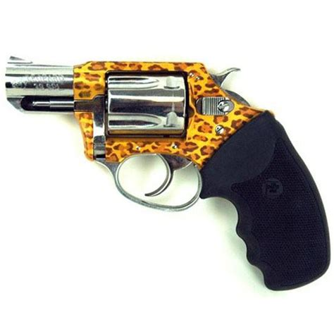Charter Arms Leopard 38 Special 2 Barrel Hi Polished .