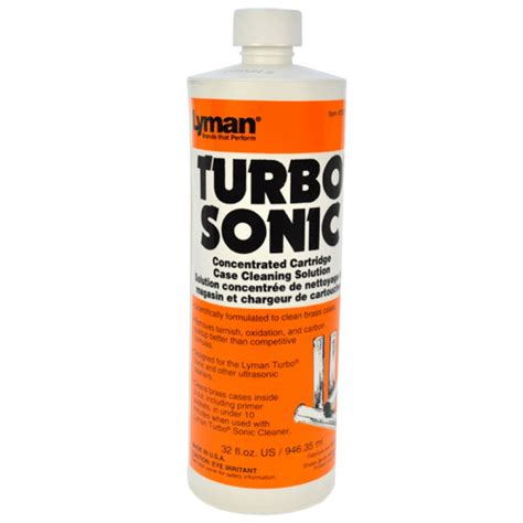 Cheap Turbo Sonic Cleaning Solutions And Accessories Lyman.
