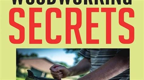 [pdf] Cheap Woodworking Secrets      .