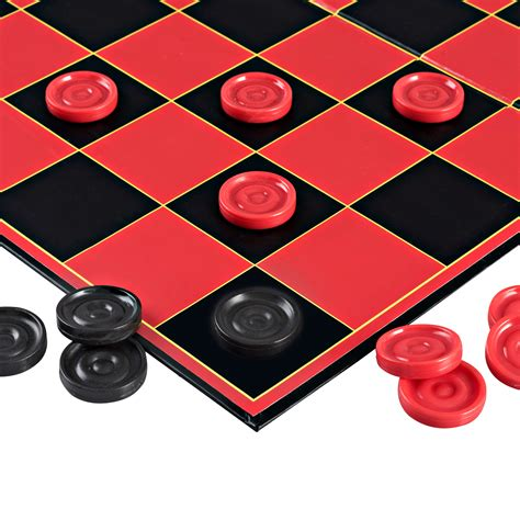 Checker Board Game