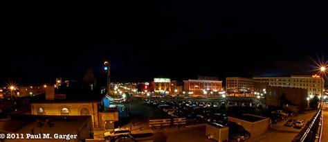 Cheyenne Wyoming at Night
